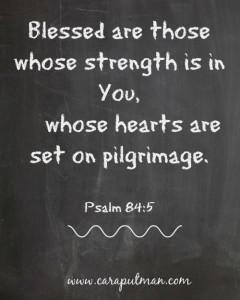 Psalm 84-5