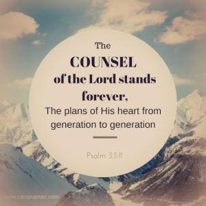 psalm 3311