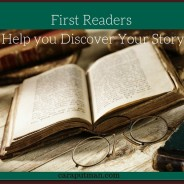 First Readers: One Tool to becoming a Better Writer