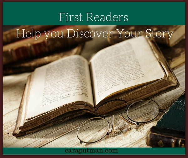 First Readers- Help you Discover Your Story