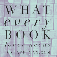 5 Things Every Book Lover Needs