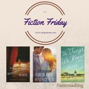 Fiction Friday: smorgasbord & giveaway