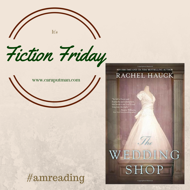 Fiction Friday: Rachel Hauck