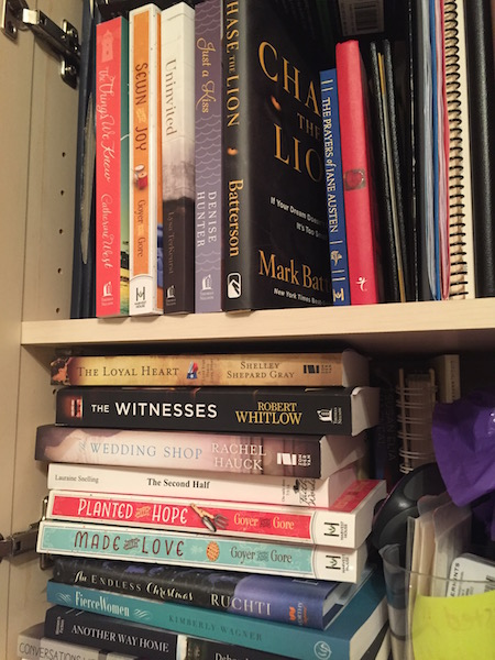 one-bookshelf