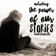 The Power of Allowing God into Our Story
