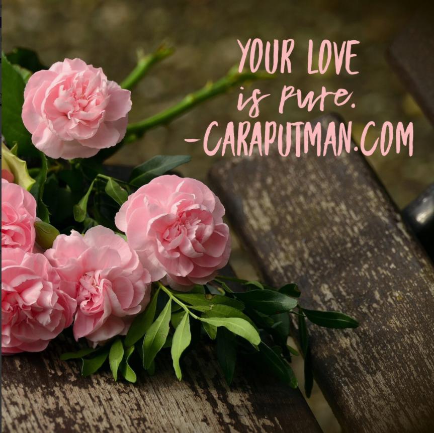 A Perfect Love is Possible   caraputman com